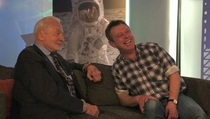 Interview With Buzz Aldrin